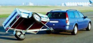 Нужно ли страховать прицеп к легковому автомобилю